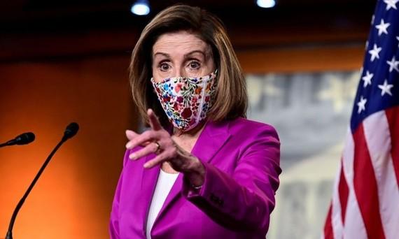 Chủ tịch Hạ viện Mỹ Nancy Pelosi
