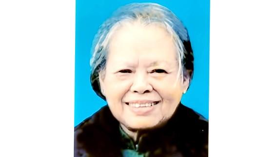 Tin buồn Bà mẹ Việt Nam anh hùng PHẠM THỊ BẠCH CÚC