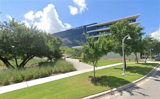 Trụ sở của Tập đoàn Oracle tại Austin, bang Texas