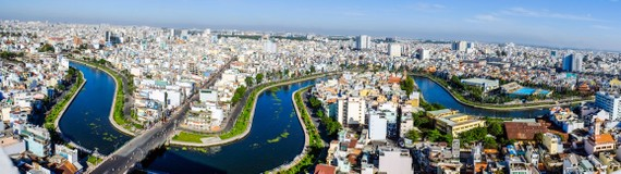 Hồi sinh thành phố sông nước