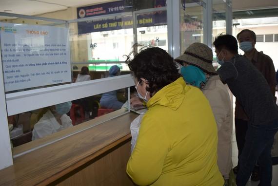 Bệnh viện không thu thêm tiền của bệnh nhân khi khám chữa bệnh BHYT