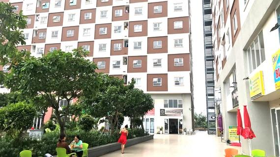 Chung cư Đạt Gia (phường Tam Phú, TP Thủ Đức, TPHCM)  hiện vẫn bị chủ đầu tư chuyển trả quỹ bảo trì nhỏ giọt