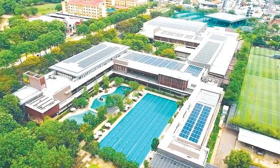Gamuda Land ứng dụng hệ thống năng lượng mặt trời vào Celadon City