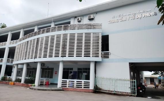 Trung tâm Y tế dự phòng tỉnh Bà Rịa - Vũng Tàu (nay là Trung tâm Kiểm soát bệnh tật Bà Rịa - Vũng Tàu). Ảnh: NÔNG NGÂN