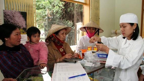 Thuốc sản xuất trong nước ngày càng được người dân và cơ sở y tế tuyến tỉnh, huyện tin dùng