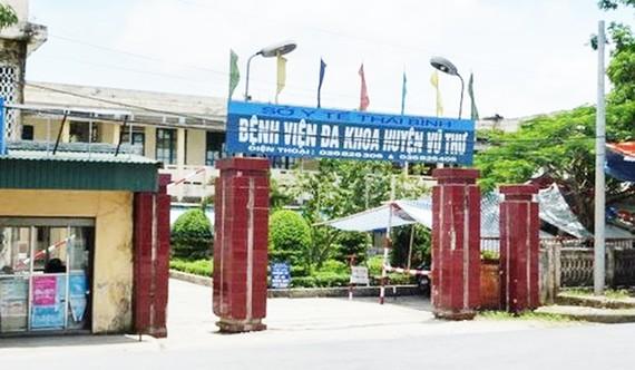 Bệnh viện Đa khoa huyện Vũ Thư (Thái Bình)