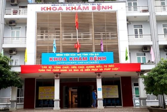 Khởi tố vụ hành hung 2 bác sĩ ở Bệnh viện Sản Nhi Yên Bái