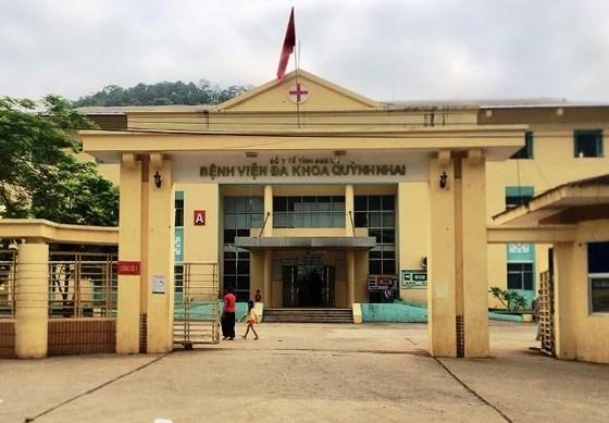 Bệnh viện đa khoa huyện Quỳnh Nhai, tỉnh Sơn La