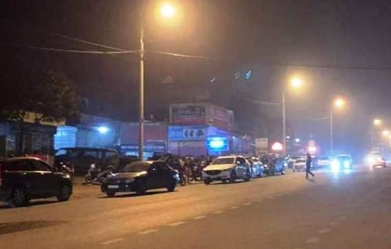 Vụ nổ súng bắn chết 2 người và làm 4 người khác bị thương tối 13-1 tại Lạng Sơn  khiến người dân địa phương bàng hoàng