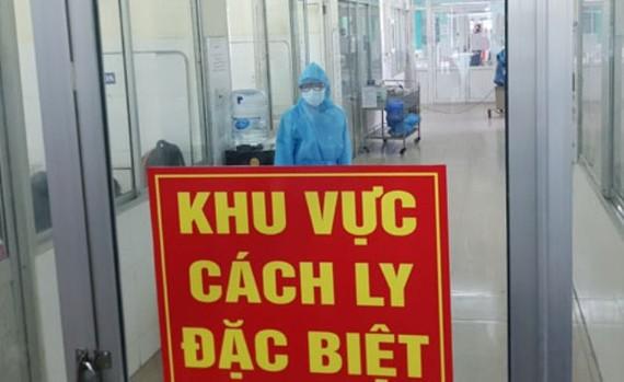 Không có ca mắc mới Covid-19 nhưng 1.290 người đang cách ly tại bệnh viện