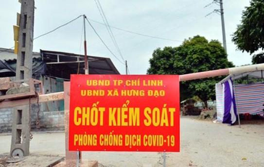 Sáng nay, dịch Covid-19 lan rộng ra Hà Nội, Bắc Ninh, Hải Phòng, tăng thêm 9 ca