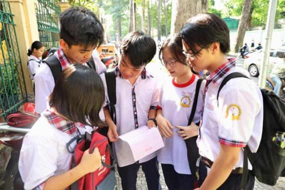 Ngày 10-6, Hà Nội sẽ tổ chức kỳ thi vào lớp 10 nếu dịch Covid-19 được kiểm soát