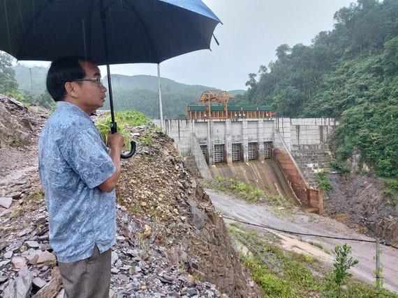Thủy điện Thượng Nhật được phép tích nước hồ chứa