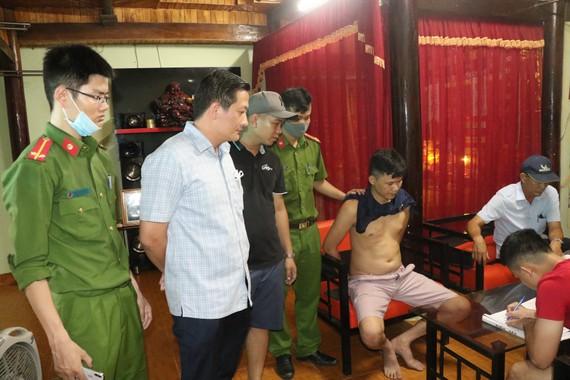 Lãnh đạo Công an TP Hà Tĩnh trực tiếp chỉ đạo phá án