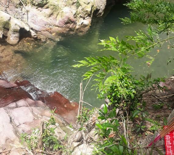 Khu vực xảy ra vụ tai nạn đuối nước
