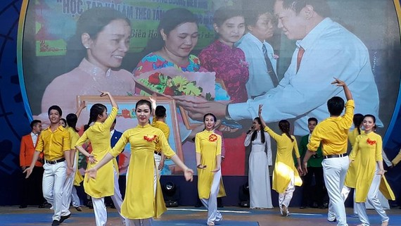 Nhiều hoạt động diễn ra trong ngày 1-5 do Liên đoàn Lao động tỉnh Đồng Nai tổ chức