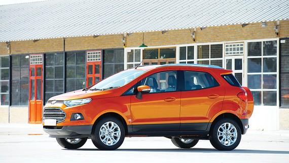 Ford Việt Nam tiếp tục lập kỷ lục doanh số tháng 4-2017