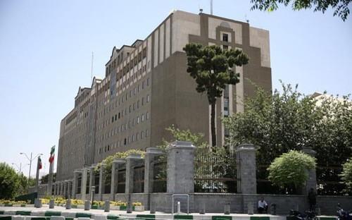 Tòa nhà Quốc hội Iran bị IS tấn công ngày 7-6 - Ảnh: REUTERS