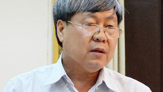 Phó Ban chuyên trách Ban An toàn giao thông TPHCM Nguyễn Ngọc Tường