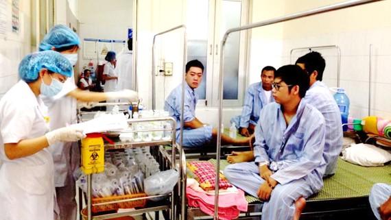 Số người khám chữa bệnh BHYT gia tăng, khiến quỹ BHYT phải chi phí nhiều hơn