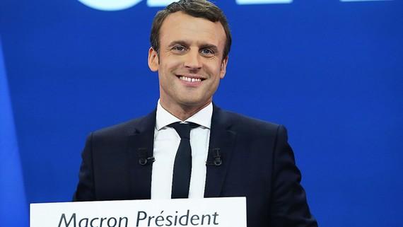 Tổng thống Pháp được vinh danh nhờ đóng góp cho EU