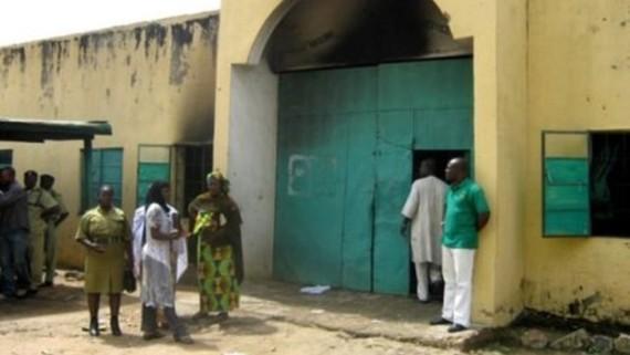 Trại giam Ikot Ekpene. Nguồn: The News Nigeria
