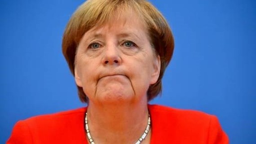 Thủ tướng Đức Angela Merkel. Nguồn: STEM