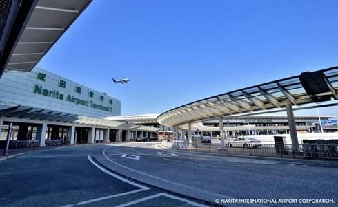 Sân bay Narita. Ảnh: Narita International Airport Corporation