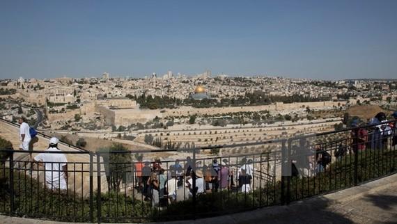 Toàn cảnh thành phố Jerusalem. Nguồn: EPA/TTXVN