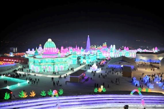 Lễ hội băng đăng lớn nhất thế giới