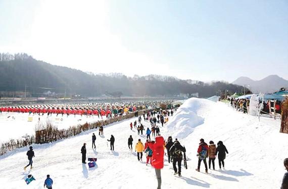 Địa điểm du lịch PyeongChang