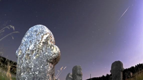 Vùng nào an toàn nhất trước thiên thạch?