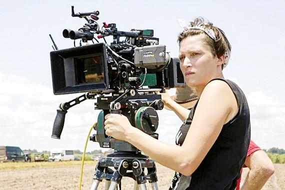 Rachen Morrison là người phụ nữ đầu tiên được đề củ giải Oscar ở hàng mục Quay phim xuất sắc nhất