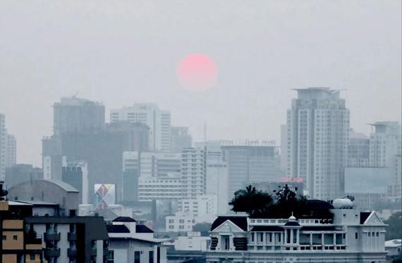 Ô nhiễm không khí tại Bangkok, Thái Lan