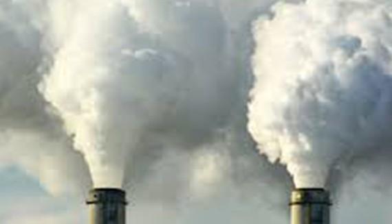 Khí thải CO2 tăng kỷ lục
