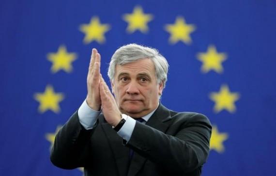 Chủ tịch Nghị viện châu Âu (EP) Antonio Tajani. Nguồn: INDEPENDENT