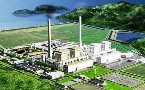 Phối cảnh dự án Nhiệt điện Quảng Trạch 1