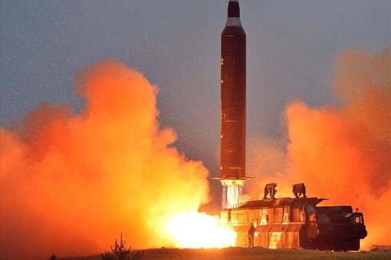 Nhật Bản chưa tin tưởng Triều Tiên sẽ phi hạt nhân hóa. . Ảnh: BUSINESS INSIDER