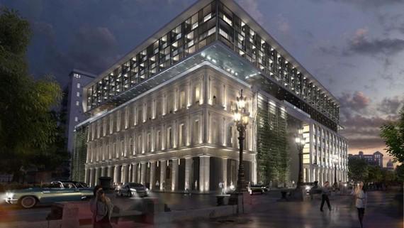 Khách sạn hạng sang thứ 2 tại La Habana