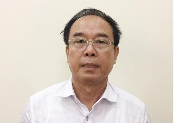 Nguyên Phó Chủ tịch Thường trực UBND TPHCM Nguyễn Thành Tài