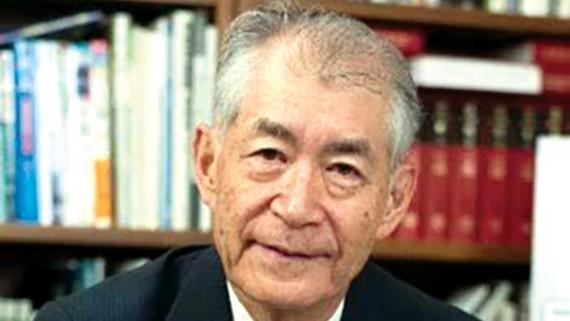 Giáo sư Kondo Yoshiaki - Chuyên gia nghiên cứu khoa học  miễn dịch về ung thư miễn dịch của Nhật Bản