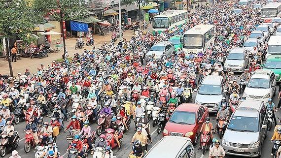 Hạn chế xe cá nhân bằng biện pháp kinh tế