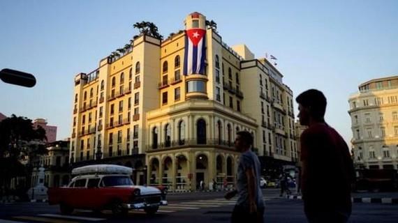 Một khách sạn ở La Habana, Cuba. Nguồn: REUTERS