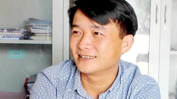 Anh Lê Hữu Thắng