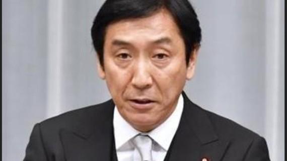 Tân Bộ trưởng Công nghiệp và Thương mại Nhật Bản Isshu Sugawara. Nguồn: TTXVN