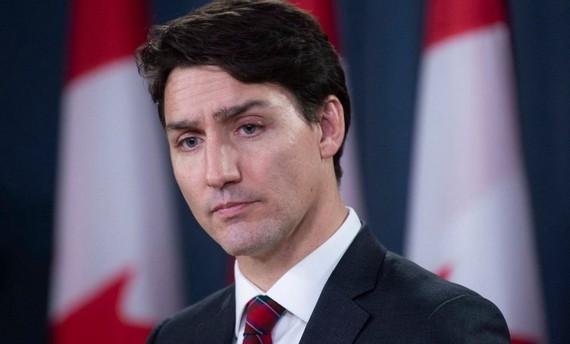 Thủ tướng Canada Justin Trudeau
