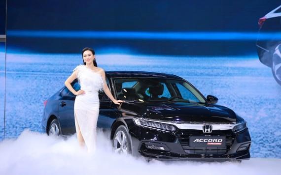 Honda Accord thế hệ thứ 10 hoàn toàn mới