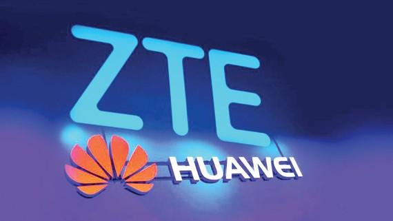 Hai tập đoàn sản xuất thiết bị viễn thông lớn của Trung Quốc