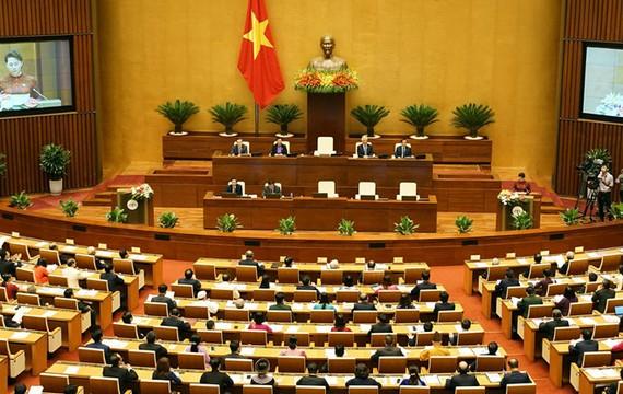 Quốc hội bầu Chủ nhiệm Ủy ban Pháp luật mới