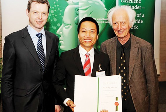 Hai nhà khoa học Việt Nam có chỉ số trích dẫn vào tốp cao nhất thế giới